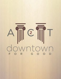 Downtown ACT II Brochure Cover